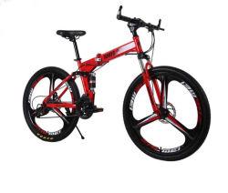 26 bici di montagna dell'attrezzo di velocità del acciaio al carbonio di buona qualità di velocità di pollice 21/bicicletta variabili