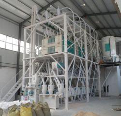 Farinha de milho sêmolas de trigo milho Grits Mill fresadora fábrica de equipamentos de tomada de processamento de preços