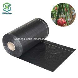 Пластиковый сельского хозяйства борьбы с сорняками барьер коврик PP из крышки соединения на массу