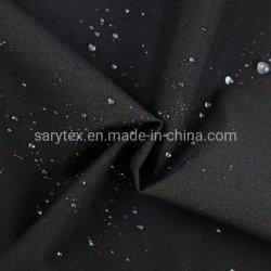 75D/72f con tejido elástico de poliéster recubierto TPU tejido Strech de alta para los hombres de desgaste.