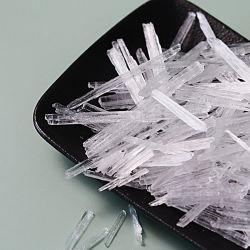 Los aditivos alimenticios Calidad de Productos Químicos de cristal mentol