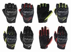 Caldo vendendo i guanti dello Spandex del motociclo dei guanti della bici della sporcizia della motocicletta dei guanti degli uomini a buon mercato di corsa