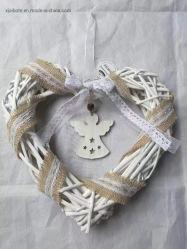 Customized Willow Coração decoração para decoração de casamento