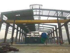 Большие Span высотное сборных промышленной структуры стали рабочее совещание с мостового крана