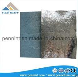 Aluminiumfilm-selbstklebender Asphalt-imprägniernmembranen-Bitumen-Dach-Blatt