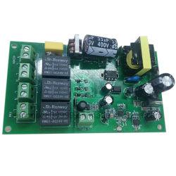 무선 주파수 또는 Bluetooth APP 벽난로 리모트 송수화기