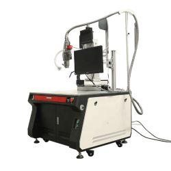 machine à souder CNC laser de bureau machine à souder en acier au silicium de plastification dans l'industrie du matériel électronique