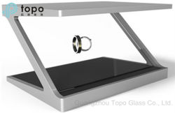 180 Degré hologramme 3D/affichage de la Vitrine holographique (HD180-TP)