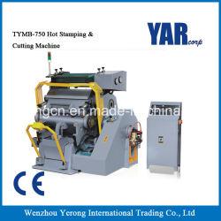 Tymb-1040 hot stamping e morrer máquina de corte