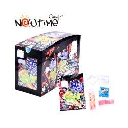 NTJ20138 4in1 het candy&popping candy&chewy suikergoed van de suikergoedgom roll&Sour