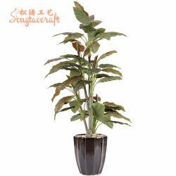 Commerce de gros arbre artificiel de 160cm Bonsaï plante artificiel en intérieur