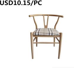 Preiswerter bequemer Zylinder für das Großhandelshotel-Möbel-Metall, das Stuhl speist