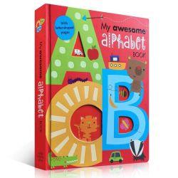 Kundenspezifisches Drucken-attraktives pädagogisches Kind-Vorstand-Buch