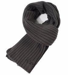 100% acrylique long câble épais de la laine tricot de laine tricot Foulard Foulard