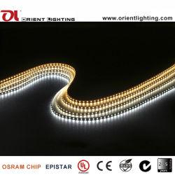 CE UL SMD3528 1210 Super helle flexible 78 LEDs/M LED Lichtband