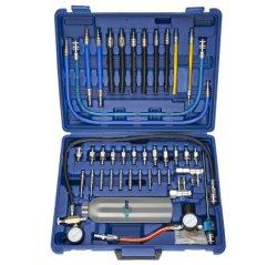 Geschikte Lucht/de de Pneumatische VacuümBrandstofinjector van het Systeem/Reinigingsmachine van de Injectie & de Uitrusting van het Meetapparaat
