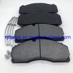 中国の工場供給のトラックブレーキパッド29093/29094/29095/29145/29184