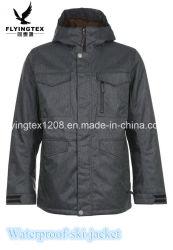 Мужчин, ветровку моды одежду высокого качества Зимняя куртка обивки