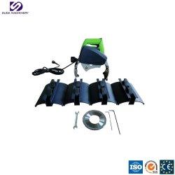 Minirohr-Scherblock-elektrische Rohr-Ausschnitt-Maschine des metallSdc220