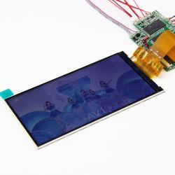 熱い7インチTFT LCDスクリーンのモジュールの表示容量性接触パネル