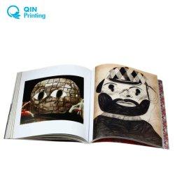 De goedkope het Kleuren van de Douane Druk Van uitstekende kwaliteit van het Boek van de Dekking van de Foto Zachte