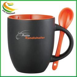 Eco freundliches Produkt-fördernde kundenspezifische Großhandelskaffeetasse