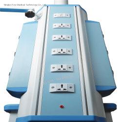 Pendente Pendant chirurgico elettrico personalizzato delle attrezzature mediche del singolo soffitto del braccio dell'ospedale
