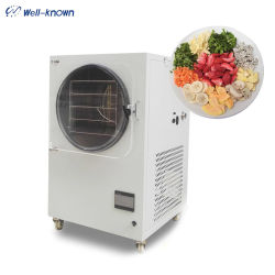 1-2kgによっては使用された肉および食糧凍結乾燥器の凍結乾燥機機械が家へ帰る