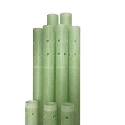 Tube d'isolement de l'époxy résine époxy G10 du tuyau de résine époxy FR4 Tube de tissu de verre