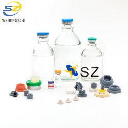 20 mm Grijs chlorobutyl & Bromobutyl Farmaceutisch gelyofiliseerd gevriesdroogd rubber Stop voor injectieglazen vials en flessen