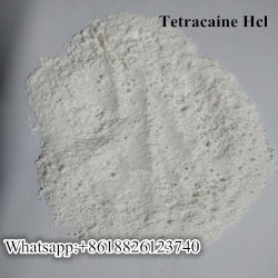 99 % Tetracaine гидрохлорида 136-47-0 для боль Reliever Tetracaine HCl