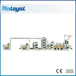 8가지 색상 연속 고속 Waybill Form 인쇄 기계