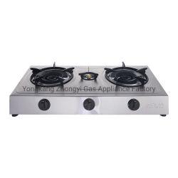 Brenner GROSSHANDELSCER der China-empfindliches Aussehen-Tabelle-3 elektronischer Gas-Ofen