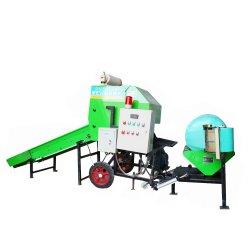 De automatische Ronde Machine van de Baal van het Hooi Netto Verpakkende