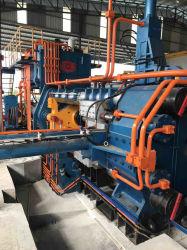 1800 طن 7 بوصة آليّة ألومنيوم قطاع جانبيّ بثق صحافة آلة مع طاقة - توفير