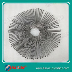 Präzisionswerkzeug für Hochgeschwindigkeits- und Stanzteile/Komponenten M2 rund/Schlank/Fein Punch