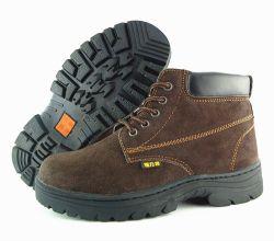 Semelle intermédiaire en acier à la mode de gros du travail anti-statique des chaussures de sécurité