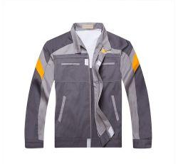Unisexe 35% coton 65% Polyester utilisé en usine respirant l'usure uniforme De Travail Vêtements De Travail personnalisé