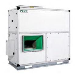 الصيانة السهلة جهاز تهوية إجمالي الطاقة لاسترداد الطاقة الحرارية من خلال 6000 CMH التي تعمل بتدفق هواء كبير المبادل الحراري