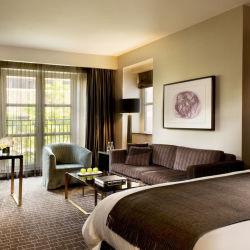 Двойная кровать куин-сайз современной деревянной MDF Гостиная отеля мебель