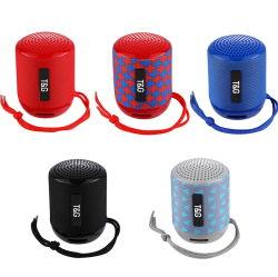 Оратор мини-АС Bluetooth беспроводная АС Bass стерео для использования вне помещений портативный динамик громкой связи водонепроницаемый динамик FM Aux TF USB-Tg129