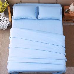 호텔 침구 고정되는 대형 100%년 면 적합하던 침대 시트