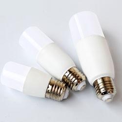 إضاءة مصباح أسطوانة مصباح الذرة LED طراز T7 بقدرة 15 واط طراز E27 لمبة LED SMD لاستبدال المصباح T45-15W