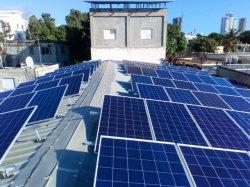 Système de montage en aluminium Roof-Top solaire pour la maison et l'utilisation commerciale