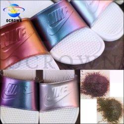 カメレオンのプラスチックのためのプラスチックPearlescent顔料カラーシフトカメレオンの顔料