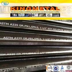 Tubo senza giunte dell'acciaio legato di ASTM A335 P91 P11 P12 P22