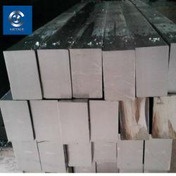 AISI Heißschmieden Kaltgezogene Polieren Helle Stahlstange aus Milder Legierung 301 Edelstahl Vierkantstange