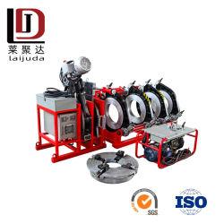 250mm/450mm topo Hidráulico Soldadura por fusão/fusão topo/tubo de HDPE máquina topo a topo