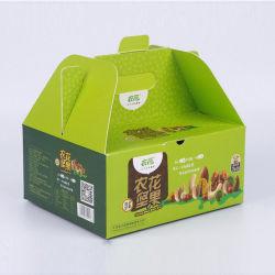 Снимите зеленая бумага упаковочные ящики для подарочной упаковки