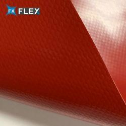 Poliestere rivestito 100% del PVC 680g impermeabile per gli zainhi
